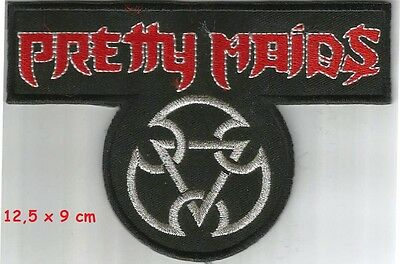 Pretty Maids - patch - FREE SHIPPING