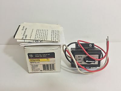New! Ge / General Electric Selector Switch Kit Cr305X330B