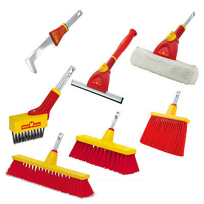 Wolf-Garten Cleaning Garden Various Tools Window Cleaning To Garden Brushes