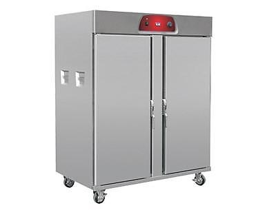 Commercial Catering Banqueting Trolley 44 TRAYS GN 1 / 1 Plate Warmer Cart