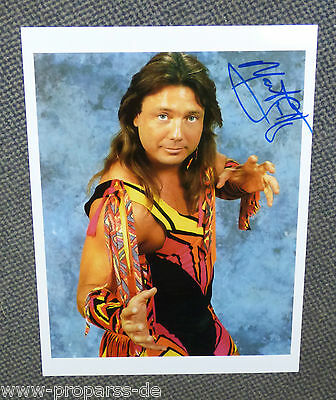 Marty Jannetty The Rockers Autogramm signed Promo WWF WWE