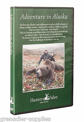 Adventure In Alaska Hunters Video Hunting Dvd