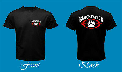 BLACKWATER Standard T-shirt (NEW COLOR CHOICES)