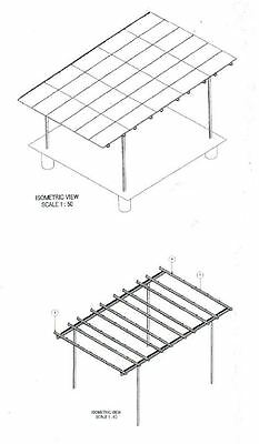 Solar Canopy and Shade Structure