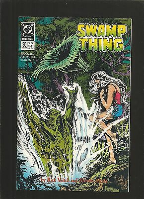 Swamp Thing #80 (Winter 1988, DC) d6