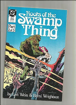 Roots of the Swamp Thing #2 (Aug 1986, DC)  g59