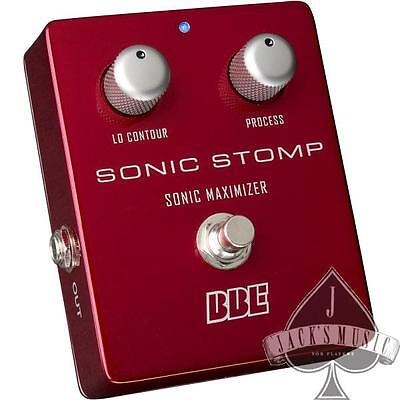 BBE Sonic Stomp SS-92 Sonic Maximizer Pedal