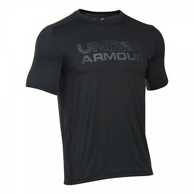 T-shirt Under Armour Raid Graphic Noir pour homme