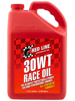 Redline 30Wt Race Engine Oil 10W/30 (Red10305)