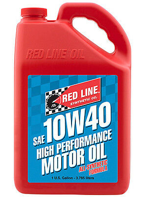 Redline 10W40 Motor Oil (Red11405)