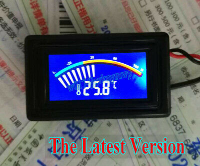 Digital LCD Thermometer Temperature Meter Water Liquid Cooler System Computer 5V