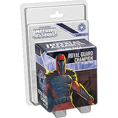 Star Wars Imperial Assault - Royal Guard Champion