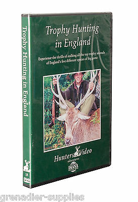 Trophy Hunting In England Hunters Video Hunting Dvd