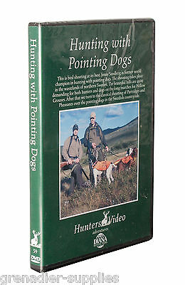 Hunting With Pointing Dogs Hunters Video Hunting Dvd