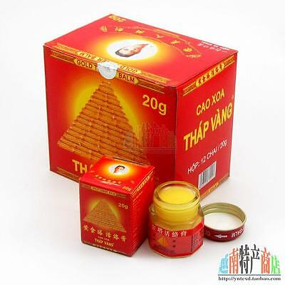 Tiger Balm from Vietnam Efficient Ointment Pain Reliving Blood Circulation BH
