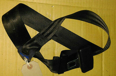 Rear Middle Seat Belt - Peugeot 106 - 1.1 Petrol - 2000