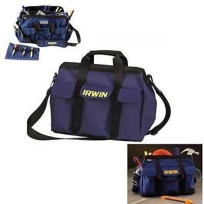 Irwin IRW10503820 Toolbag - Soft Side Pro Tool Organiser Bag Extra Wide Opening