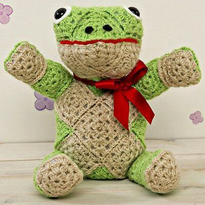 Twilleys - Crochet Kit - Finlay Frog - Complete Kit - 2898/1501