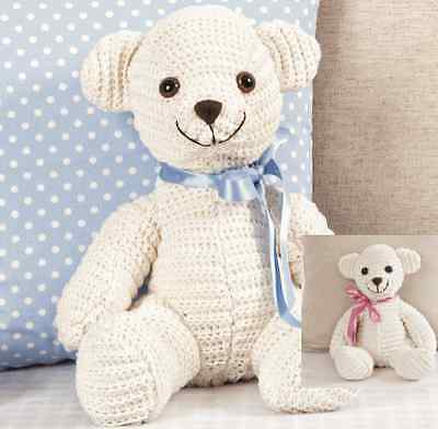 Twilleys - Crochet Kit - Teddy Bear - Complete Kit - 2898/1001