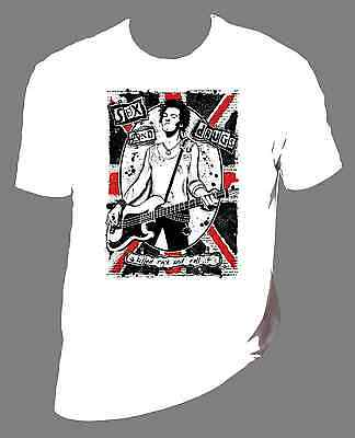 Sid Vicious Tshirt, Sex and Drugs Killed Rock n Roll, Sex Pistols, Punk Rock