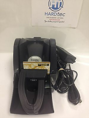 Magtek 22350001 Excella Stx Check Scanner, Card Reader Endorser