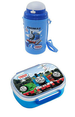 3D Thomas and Friends Lunch Case Together with a Tomas Thermos from Japan