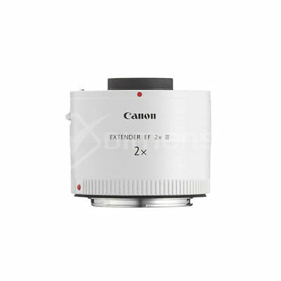 Canon EF 2X III Extender Gift+5YrsWty 2.0X New (Ship From EU) Nouveau