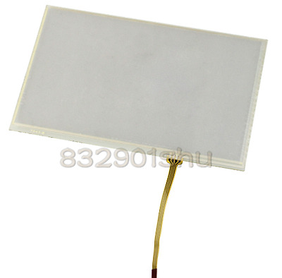 "7""inch 165*104 4wire Resistive Touch Screen Panel For AT070TN82 free ship #8u0h"