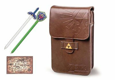 Legend of Zelda Adventurer's Pouch Kit - Suitable for any 3DS or DS including XL