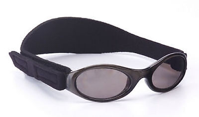 BABY BANZ NEW Boy's/Girl's Sunglasses Black Age 0-2 Years BNWT