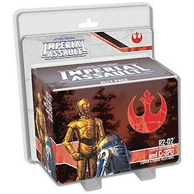 Star Wars Imperial Assault - R2-D2 & C3PO