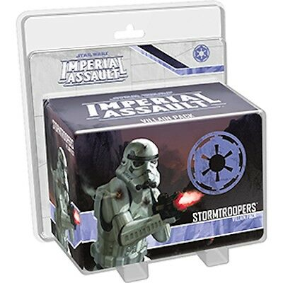 Star Wars Imperial Assault - Stormtroopers