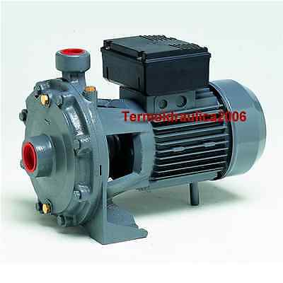 Two-stages Centrifugal Pump COMEX 70°C Temperature 230V 50Hz 1,5kW 2Hp 2C200M