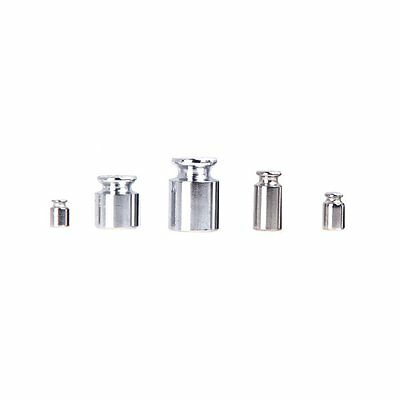 Weight 1g 2g 5g 10g 20g Chrome Plating Calibration Gram Scale Weight BF