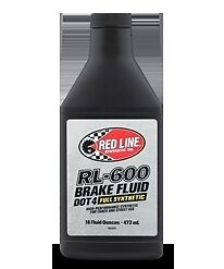 Red Line Dot4 Brake Fluid-Box