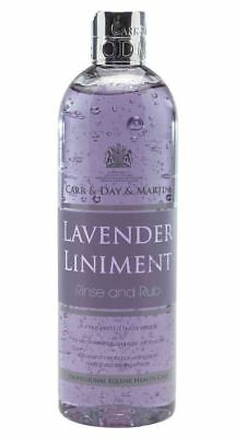 Carr & Day & Martin Lavender Liniment for Swellings and Stiffness - 500ml