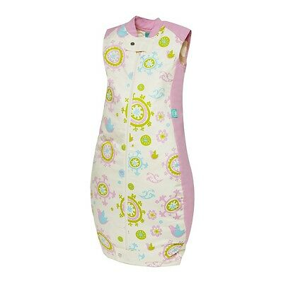 ErgoPouch 0.3 TOG SUMMER BABY LIMITED EDITION Pink Sleeping Bag 2-12 Months