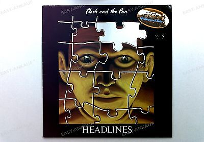 Flash And The Pan - Headlines GER LP 1982 //1
