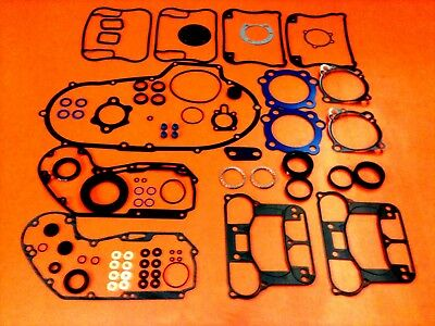1991-2003  Fits Harley 1200 Sportster   Full Gasket Set  Full Gasket Kit