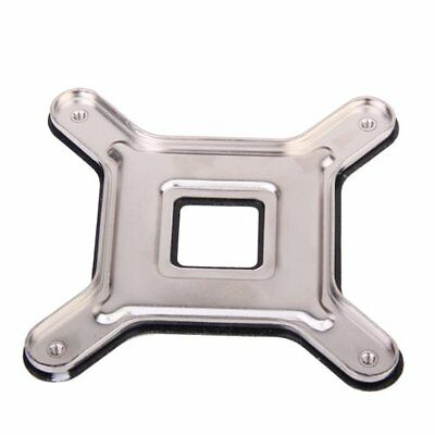 A 775 Motherboard Backplate Iron Bracket CPU DT