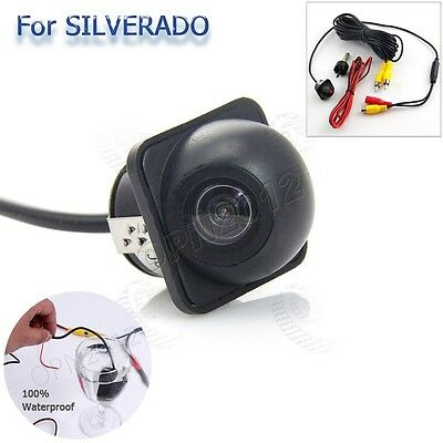 For Silverado Auto Rear View Reverse Back Up Off Parking Camera HD Night Vision