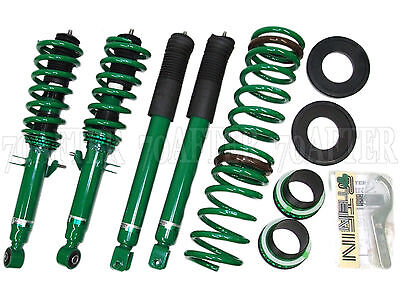Tein Street Basis Z Coilovers for 09-16 370z Z34 & 08-15 G37 Q60 V36 Coupe RWD