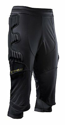 Storelli Sports Youth BodyShield Ultimate Protection 3/4 GK Pants! YOUTH SMALL