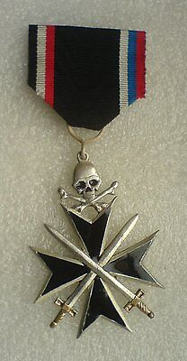 Russian cross body Russian Imperial White Guard Army Medal order