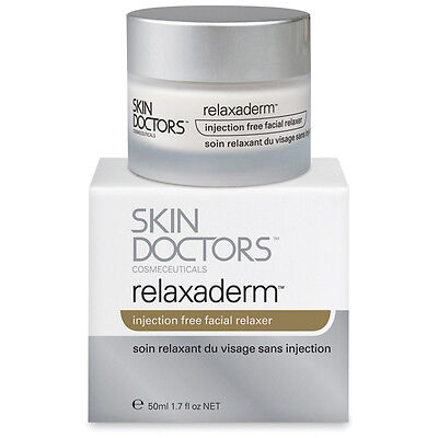 SKIN DOCTORS Relaxaderm Injection Free Facial Relaxer 50ml