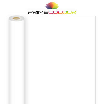 PrimeColour Pure White Photography Paper Roll Backdrop 2.72m x 10m