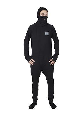 686 Airhole Mens Thermal One Piece 2016 Black