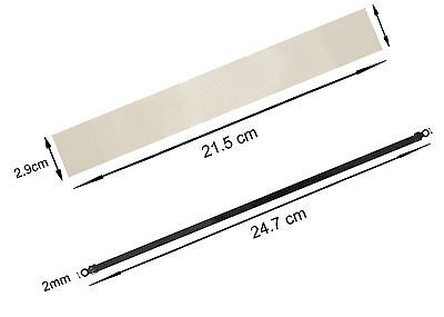 Impulse Sealer From 200mm-400mm - Spares Kit (Heat Element and Teflon Strip)