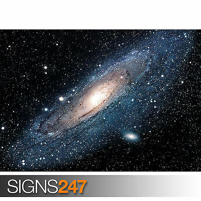 GALAXY UNIVERSE (3150) Space Photo Picture Poster Print Art A0 A1 A2 A3 A4
