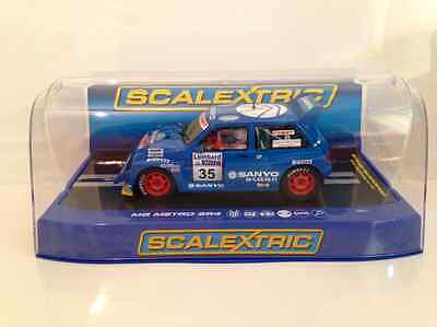 Scalextric C3639 MG Metro 6R4 No.35 Willie Rutherford